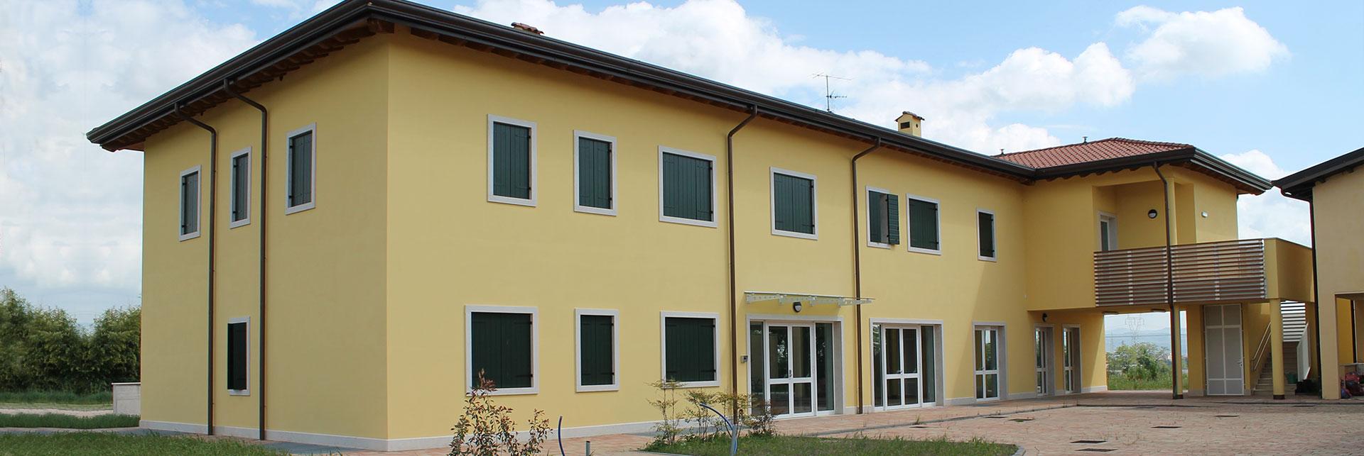 Costruzioni Tieni 1836 Srl | Centro Disabili Palazzolo di Sona