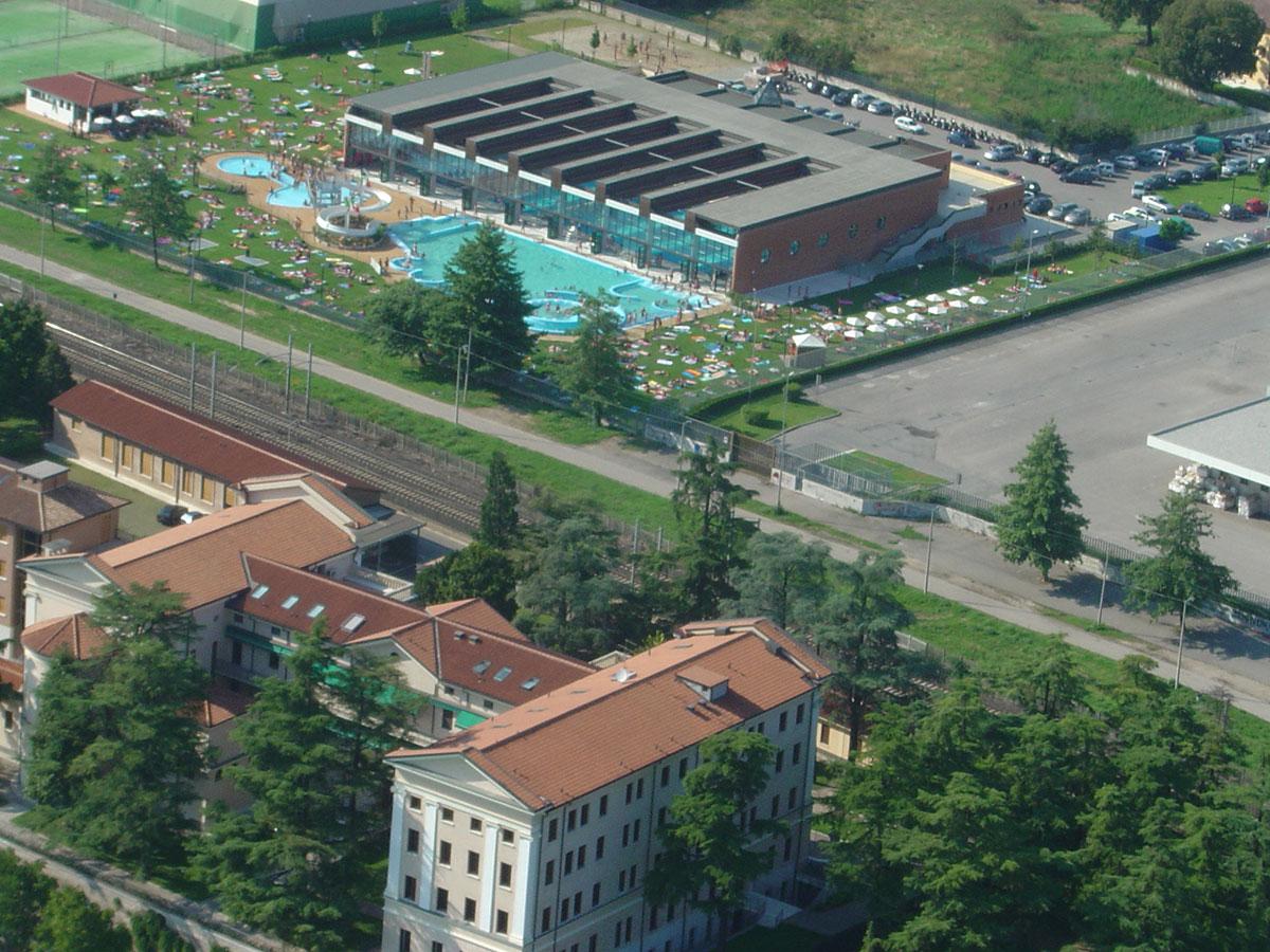 Costruzioni Tieni 1836 | Progetti | Piscine Monte Bianco