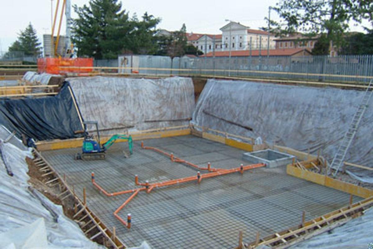 Costruzioni Tieni 1836 | Project Financing Piscine Monte Bianco