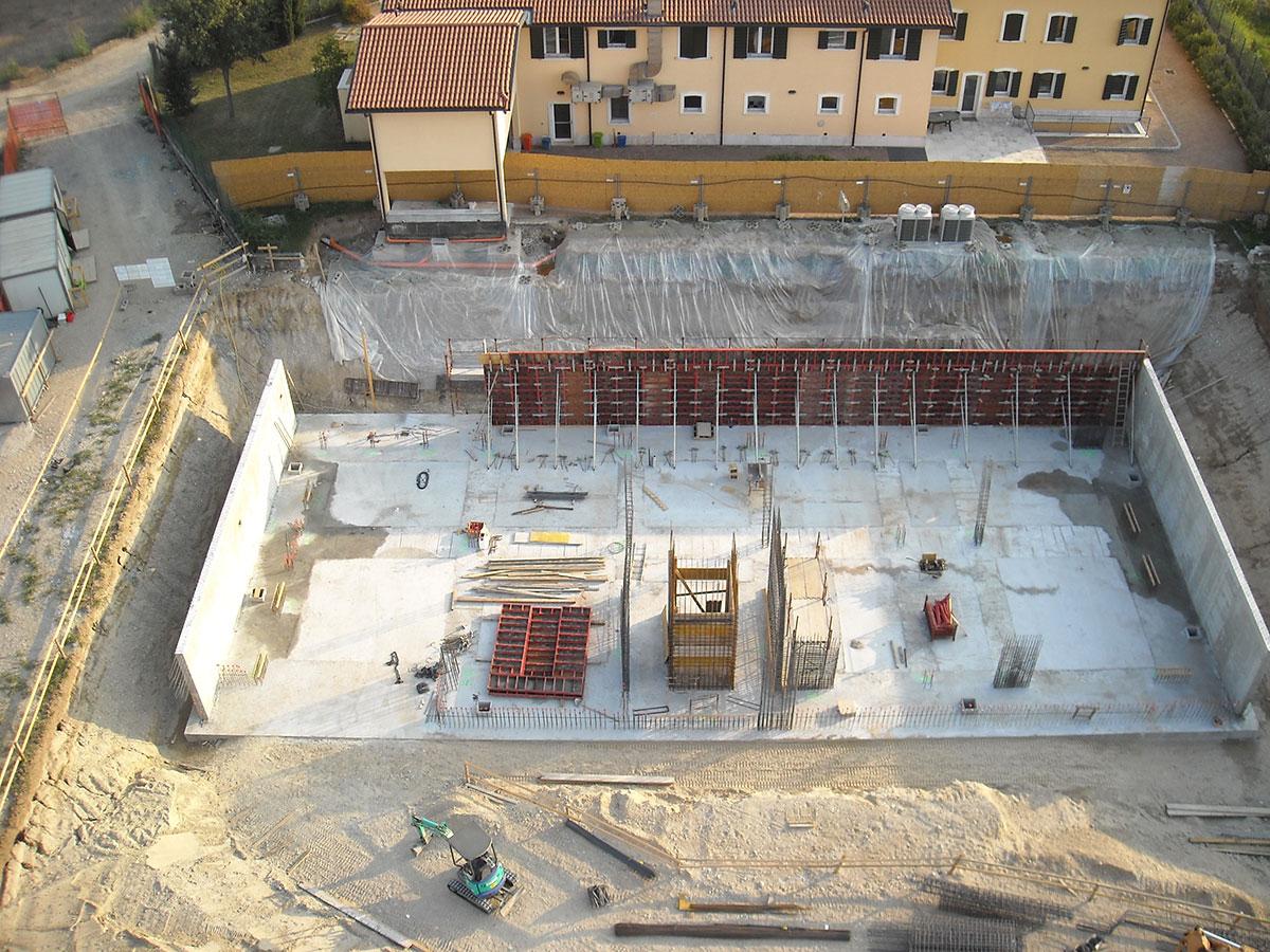 Costruzioni Tieni 1836 | Progetti | Ristrutturazione Centro disa