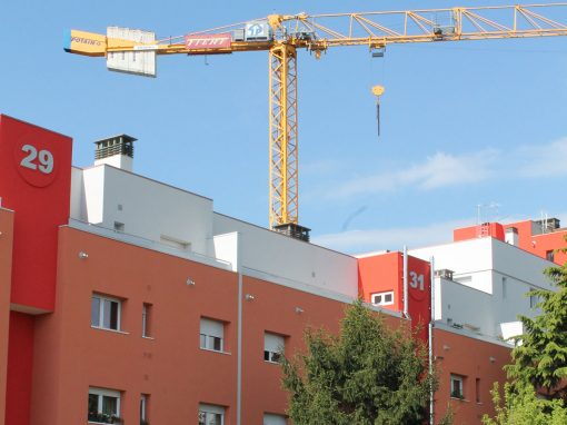 Manutenzione immobili ATER Verona