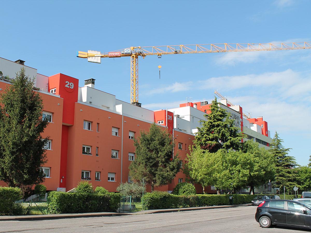 Costruzioni Tieni 1836 | Progetti | Manutezione ATER Via Zancle