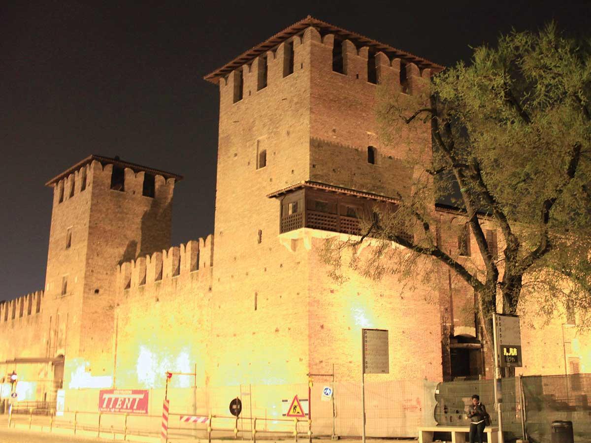 Costruzioni Tieni 1836 | Edilizia Pubblica: Restauro Castelvecchio a Verona