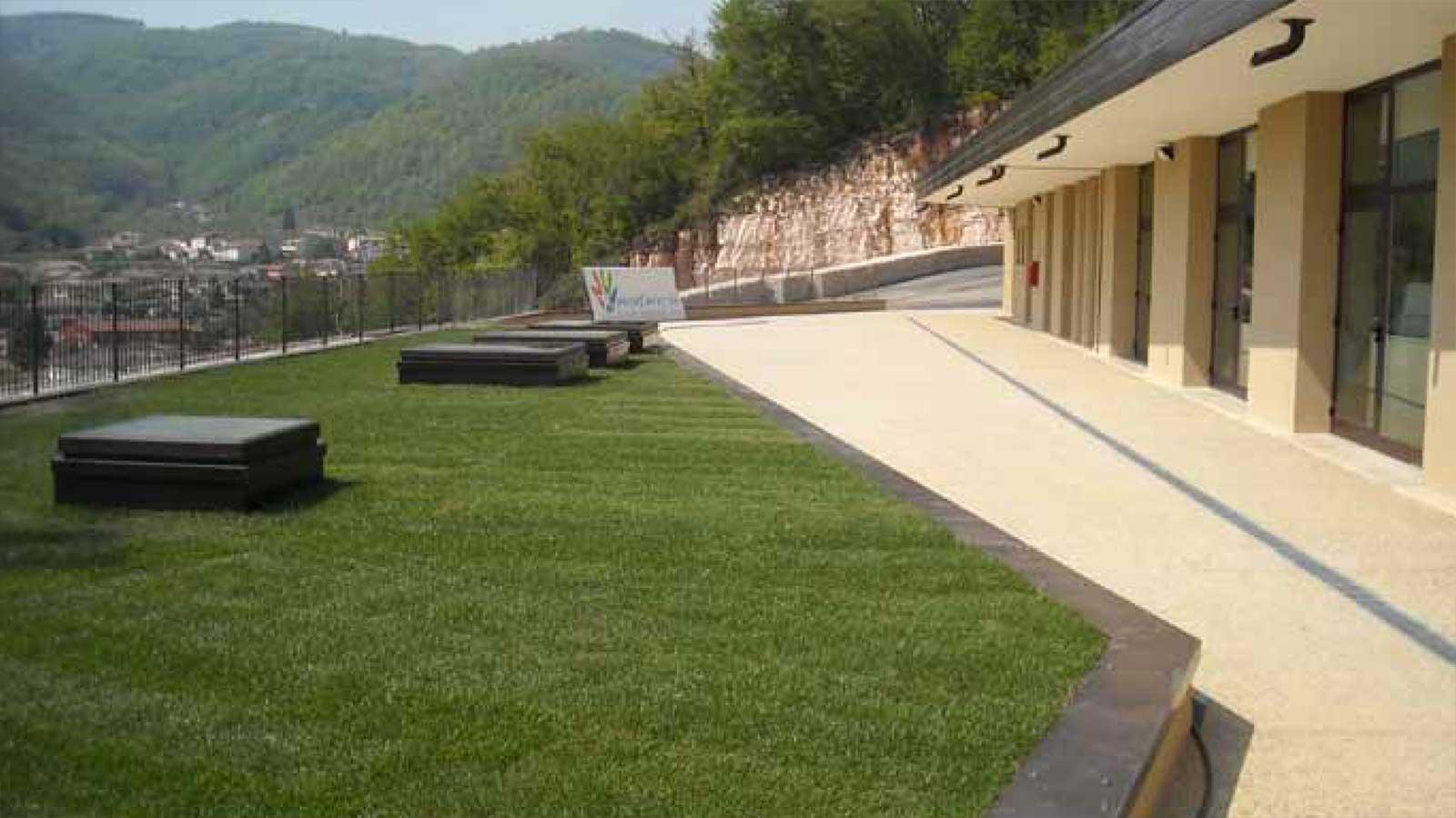 Costruzioni Tieni 1836 Srl | Realizzazione di un centro polifunzionale in Badia Calavena (VR)