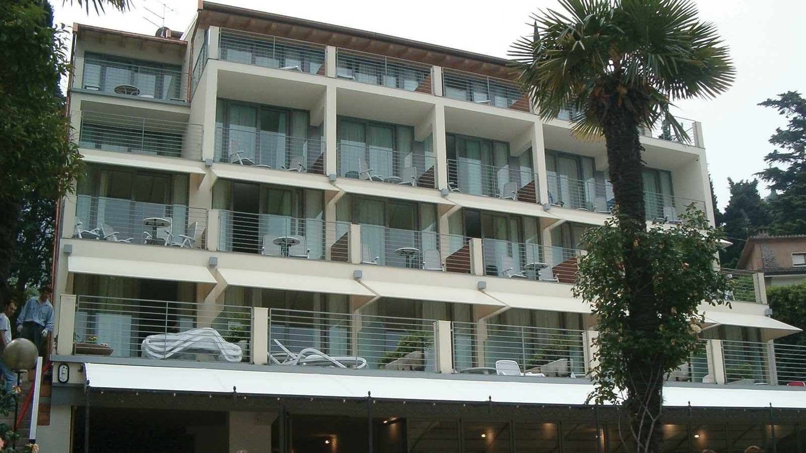 Costruzioni Tieni 1836 Srl | Lavori | Hotel Du Lac (Garda)