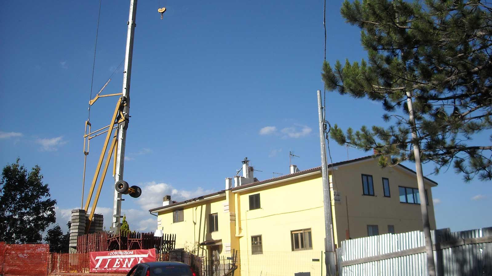 Costruzioni Tieni 1836 Srl | Lavori di intervento per il terremoto dell'Aquila