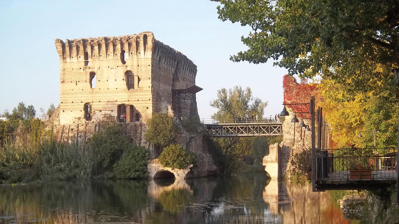 Costruzioni Tieni 1836 Srl | Restauro Ponte-diga visconteo a Valeggio sul Mincio