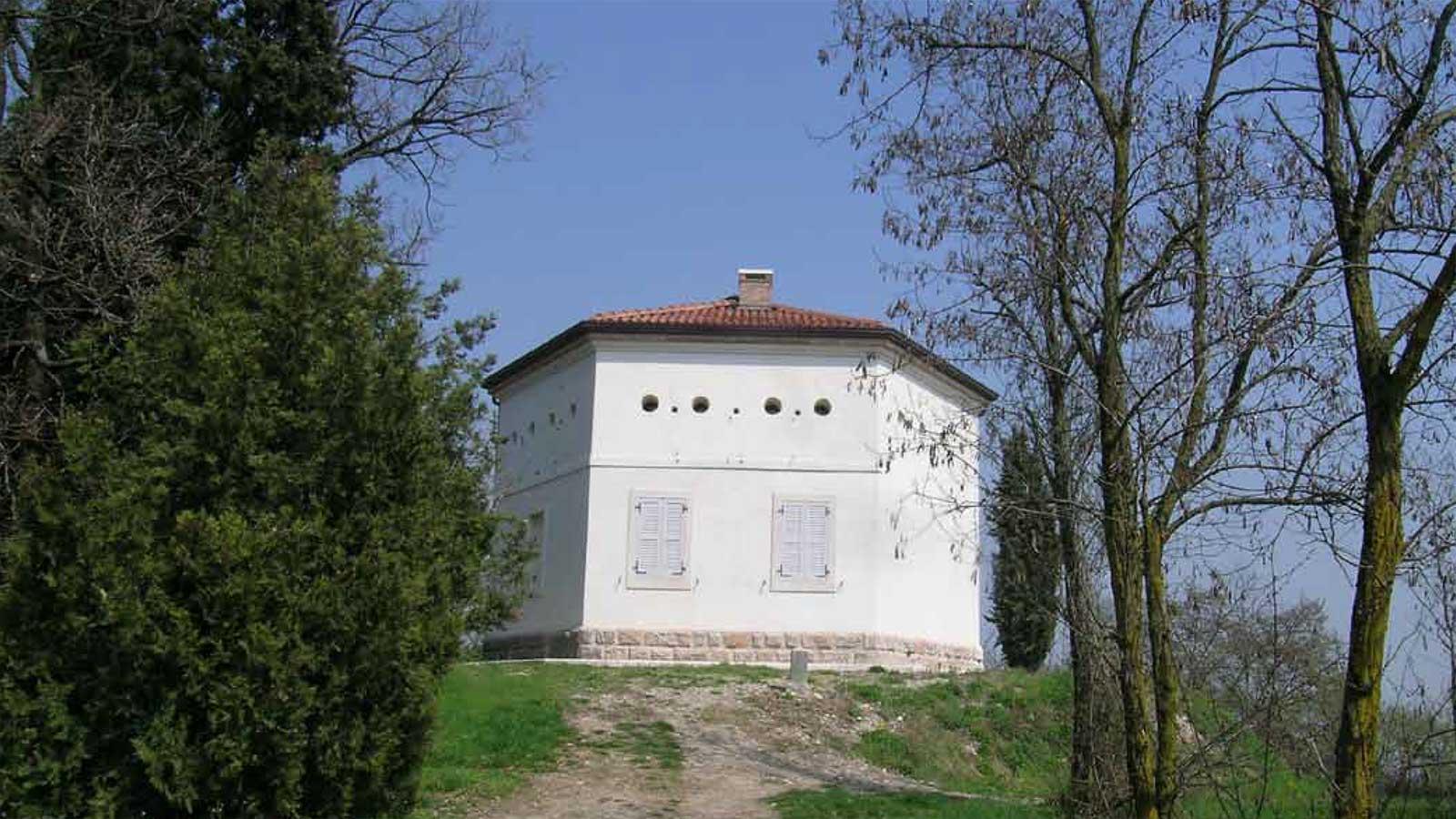 Costruzioni Tieni 1836 Srl | Restauro Telegrafo ottico di Pastrengo
