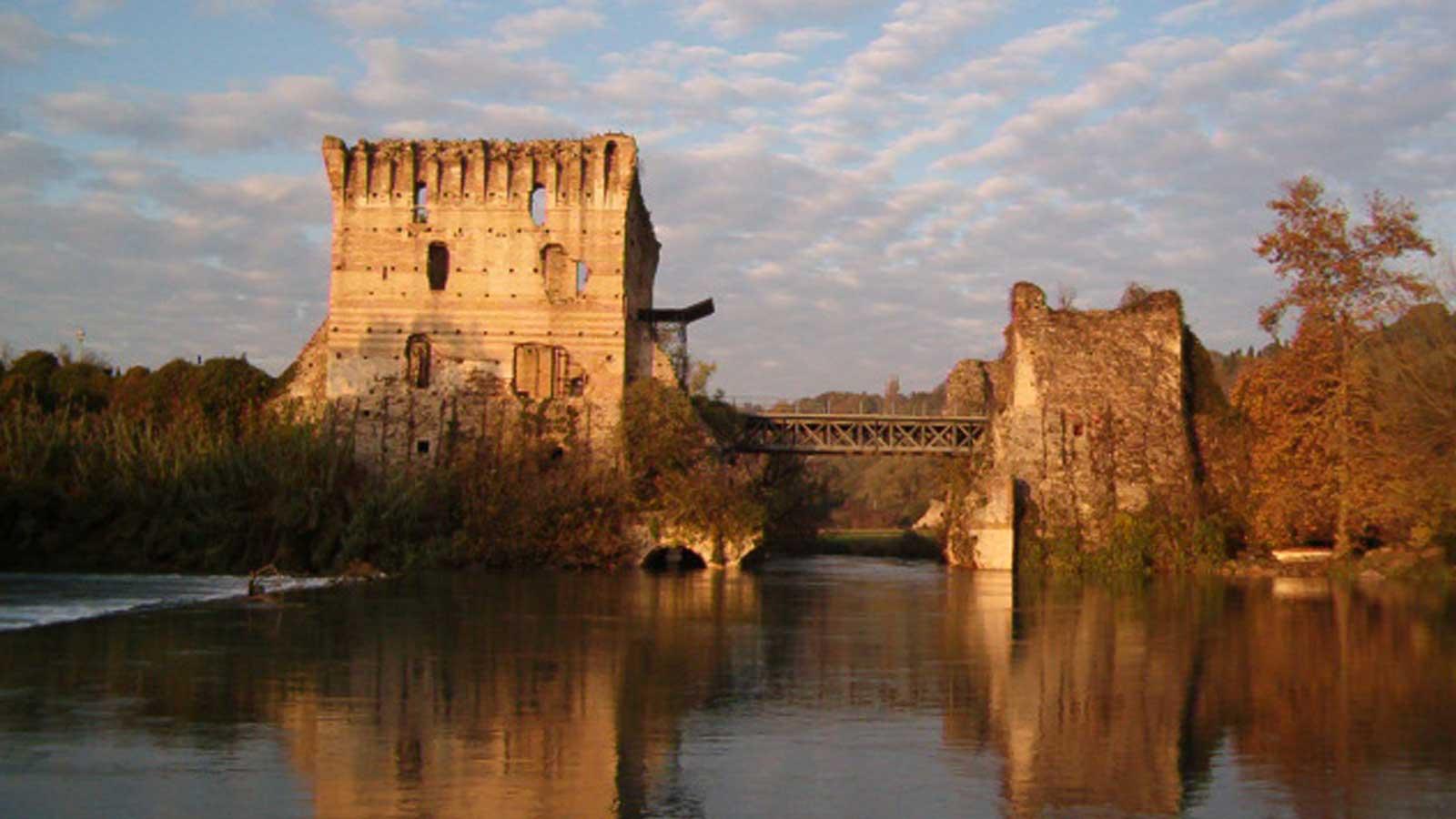 Costruzioni Tieni 1836 Srl | Restauro Ponte diga Visconteo
