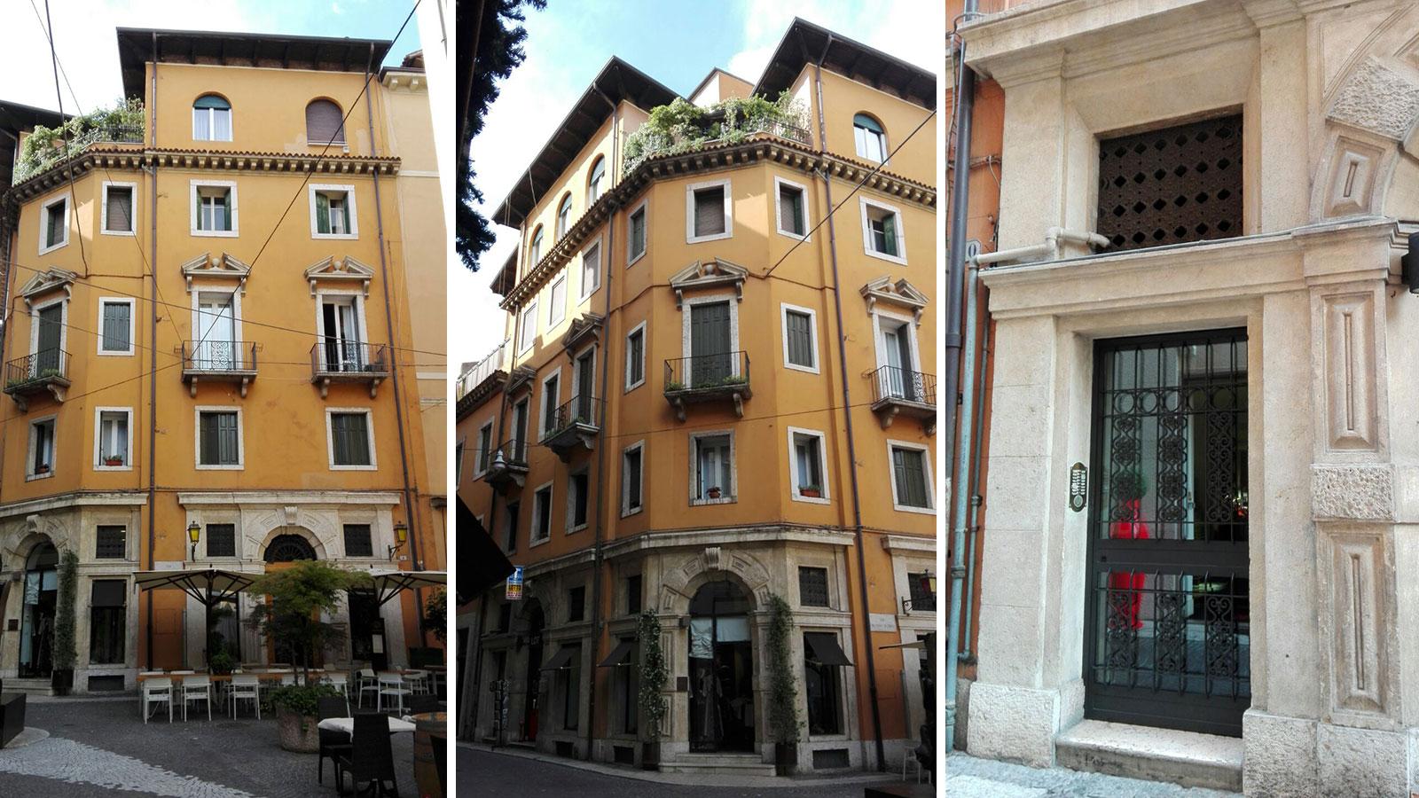 Costruzioni Tieni 1836 Srl | Ristrutturazione e ampliamento Condominio San Rocchetto nel centro storico di Verona