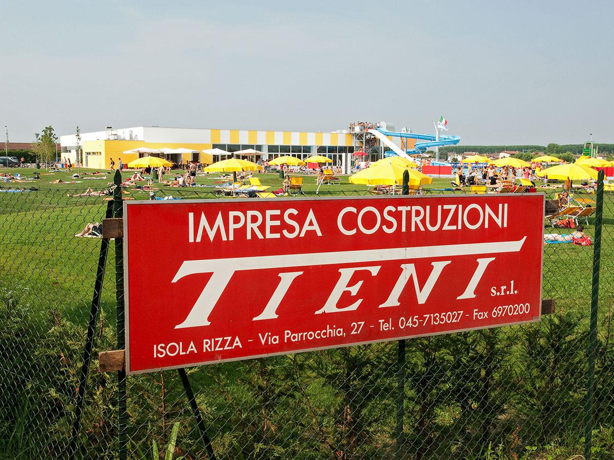 Costruzioni Tieni 1836 | Progetti | Project Financing Centro nat
