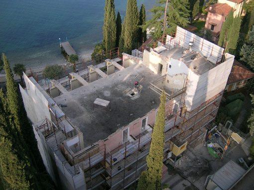 Ristrutturazione e ampliamento Hotel du Lac