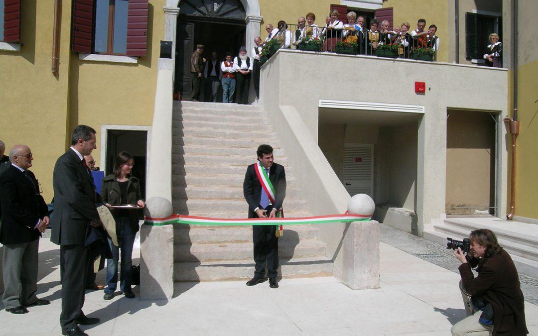 Restauro Palazzo Carlotti