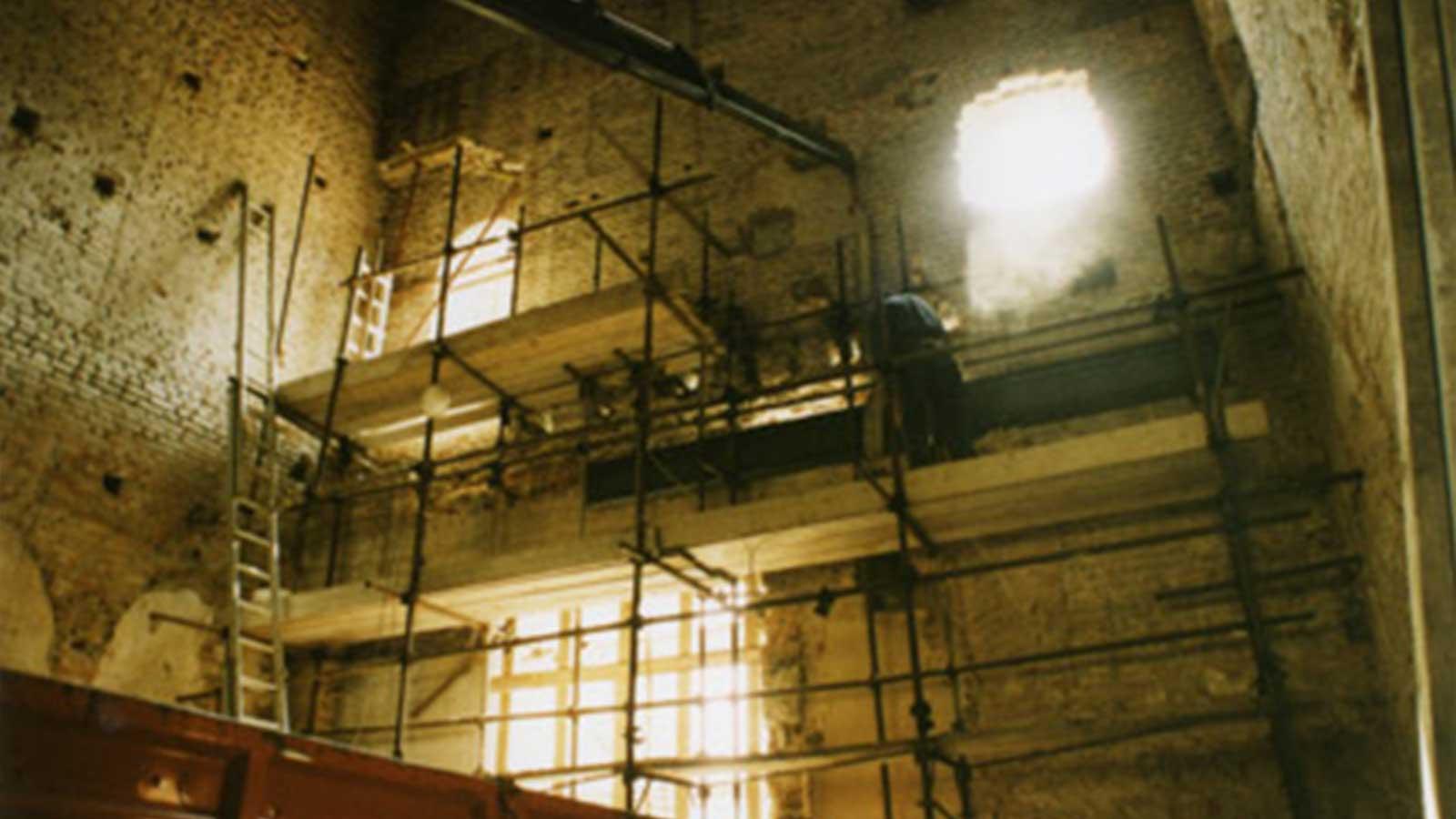 Tieni Costruzioni 1836 | Restauro Castello di Salizzole