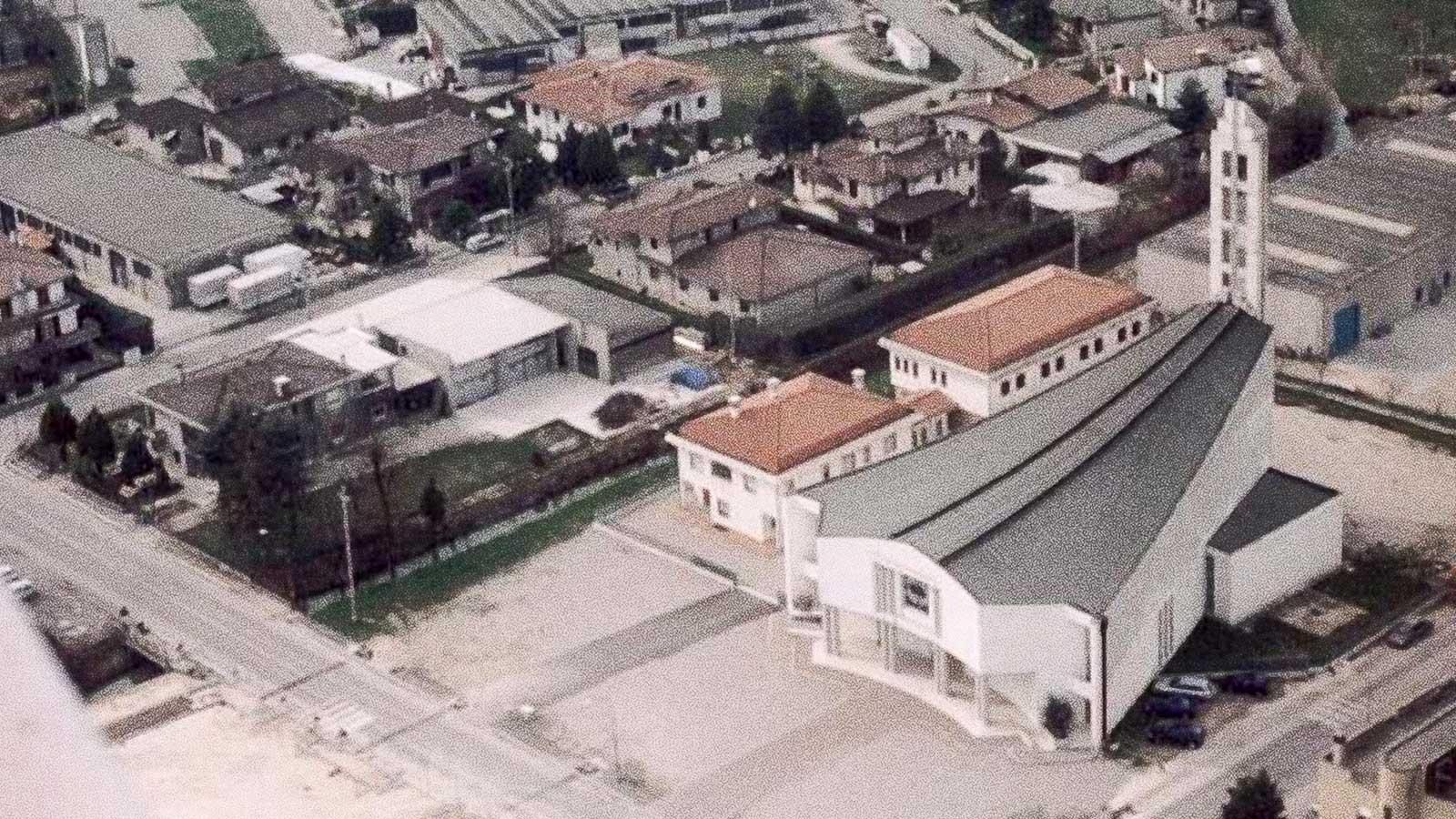 Tieni Costruzioni 1836 | Chiesa San Vito Cerea